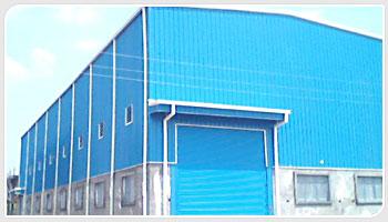 Pre-Enginered Building Metal Siddarth Nagar, Pune | PEB Metal